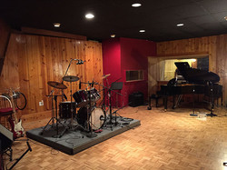 TRIAD Recording- house kit and piano