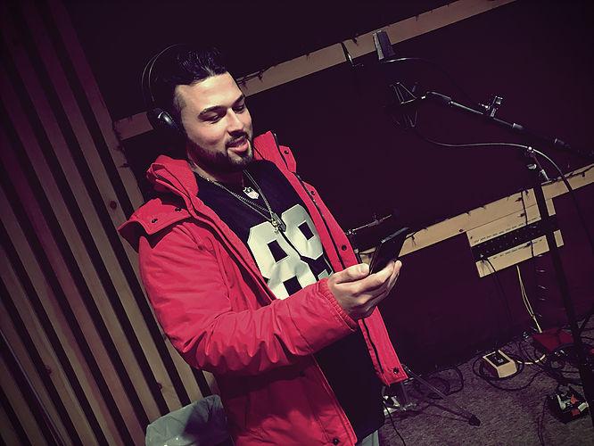 TRIAD Recording- Dilly Ray Draco