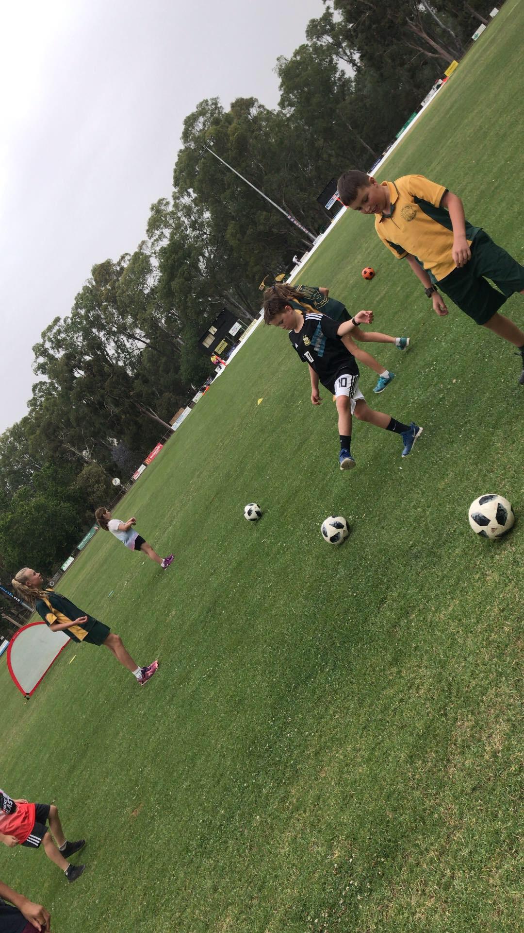 Term 2 Kids Soccer Skills