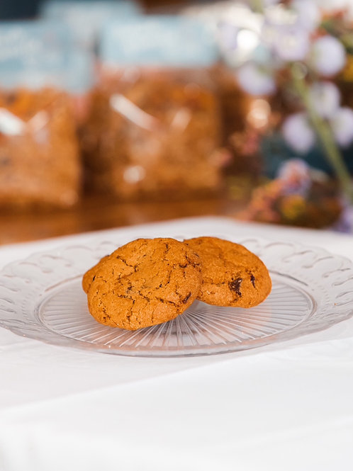 Chocolate chip cookie (per stuk)