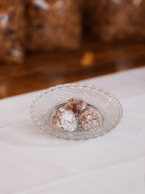 Hemelse truffels Karamel (per stuk)