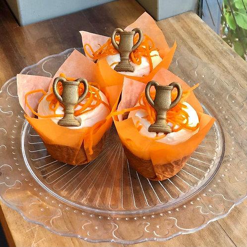 Carrotcake muffin (per stuk)
