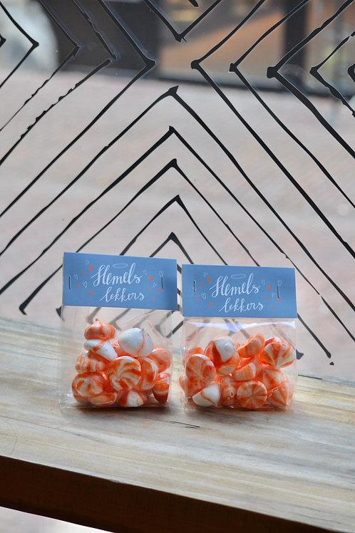 Oranjebloesem meringue