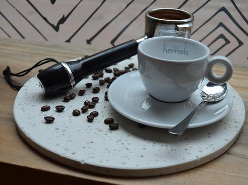 Hemels koffie