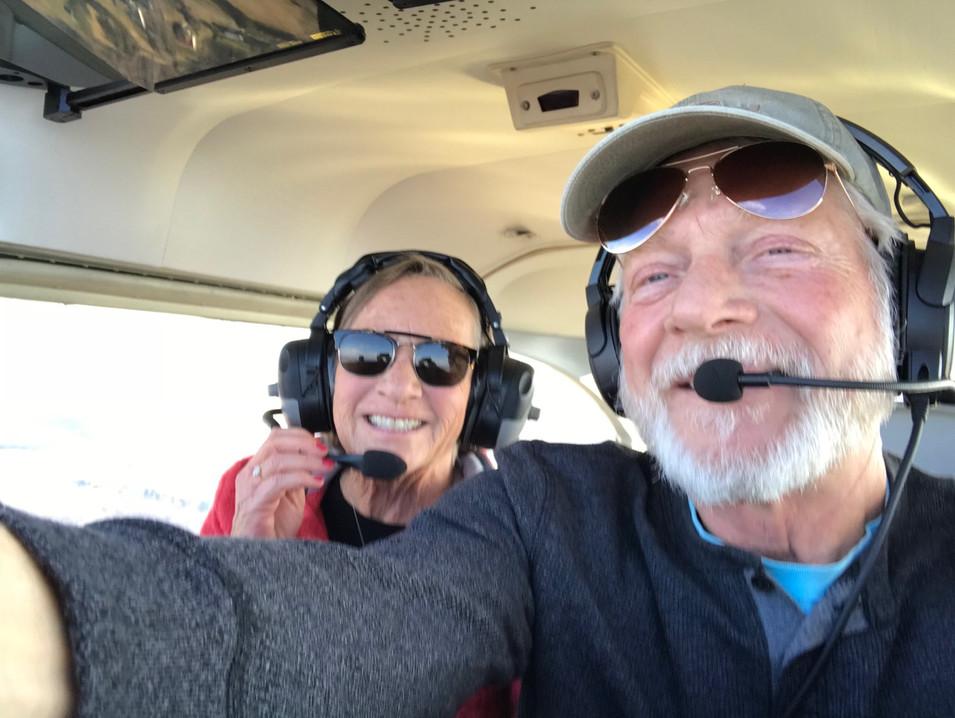 Dave and Cheri Brubaker