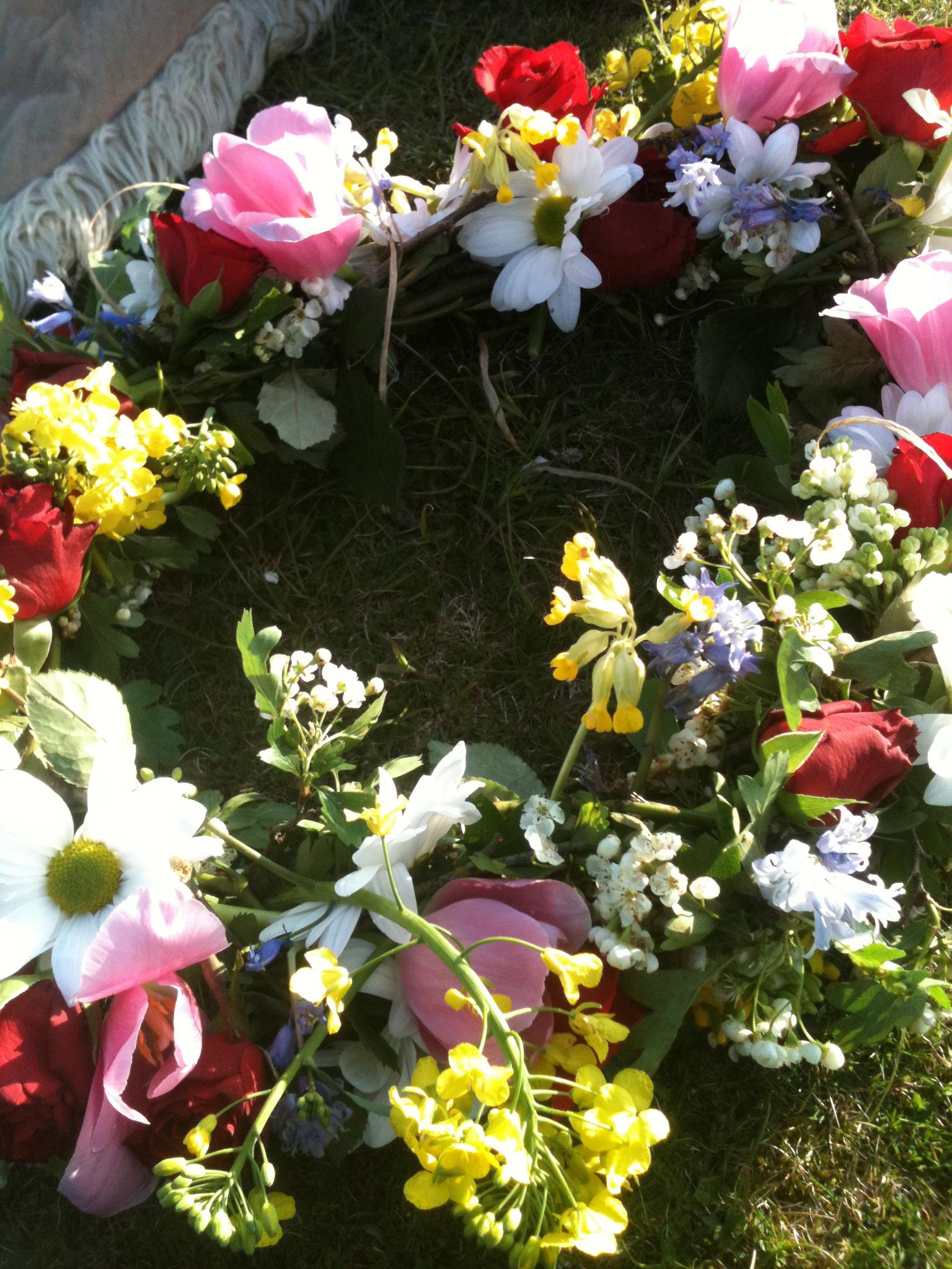Beltane Flowers