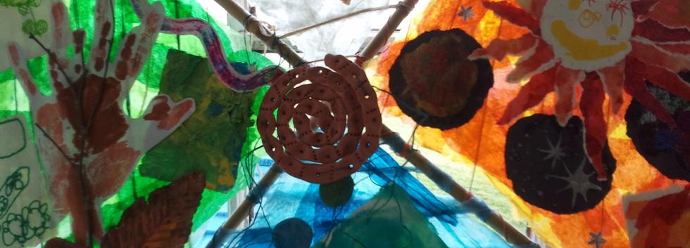 Babu Gaia! - The Element Wheel
