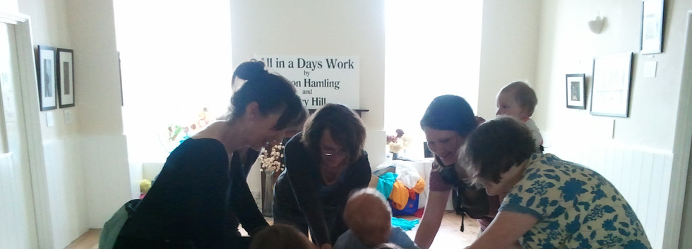 Babu Gaia! - Mothers Day 2011