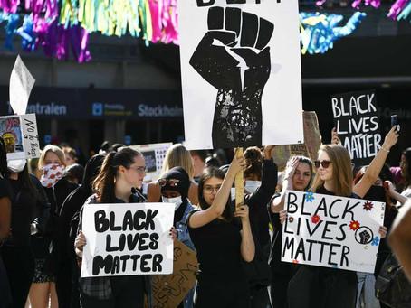 Demonstration som riskerade människoliv