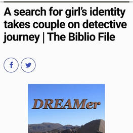 A search for girl's identity takes a couple on detective journey