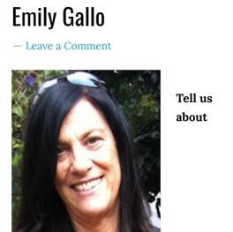 Emily Gallo - Awesomegang.com