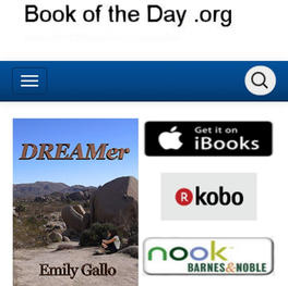 DREAMer - BookoftheDay.org