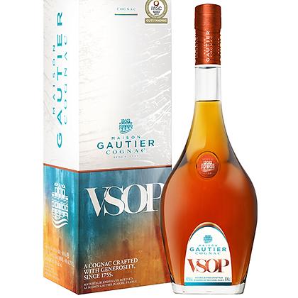 古殿干邑白蘭地VSOP Maison Gautier Cognac VSOP