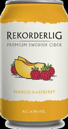 雷柯德芒果覆盆子 Mango-Raspberry