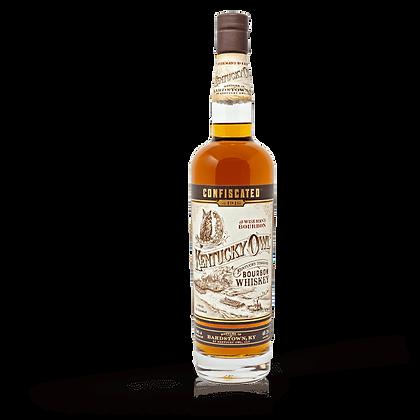 肯塔基貓頭鷹波本威士忌-封存 Kentucky Owl Straight Bourbon Whisky Confiscated