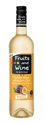 百香果White Passion Fruit