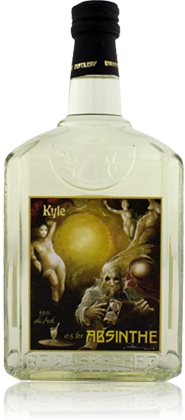 Kyle Absinth 凱爾艾碧斯