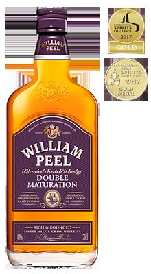 威廉皮爾雙桶熟成蘇格蘭調和威士忌William Peel Double Maturation