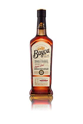Bayou® Single Barrel Rum 美國路易斯安那鱷魚 黑麥單筒蘭姆酒