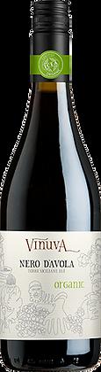 維努瓦紅葡萄酒VINUVA NERO D'AVOLA SICILIA DOC ORGANIC