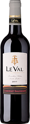 蕾法精選紅葡萄酒LE VAL