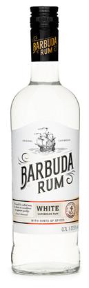 加勒比金海盜萊姆酒 Barbuda White Rum