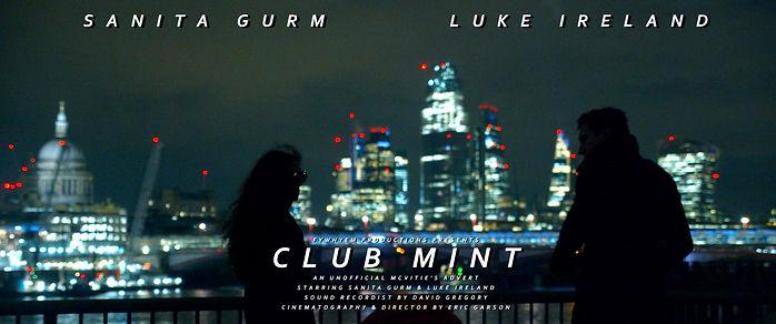 Club Mint Poster