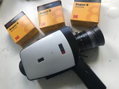 My First Super 8mm Camera