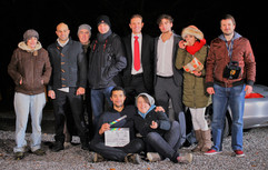 Cast and Crew of The Carter Sanction
