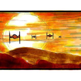 Force Awakens Fan Art 3