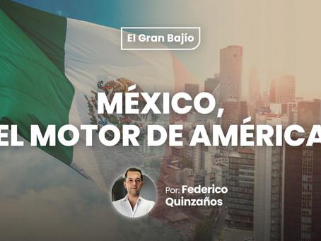 México, el motor de América