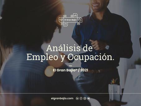 Análisis de Empleo y Ocupación.
