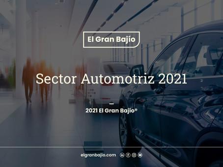 Sector Automotriz 2021