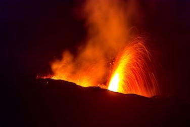 Eruption du 14 juillet