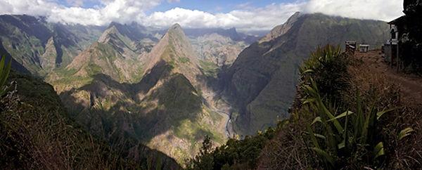 Panorama Mafate