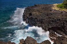 Le souffleur du Cap Méchant