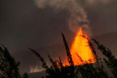 Eruption de La Fournaise 2007