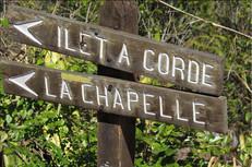 Sentier La Chapelle Cilaos