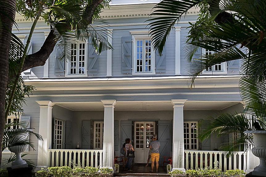 Villa Rivière à Saint-Paul