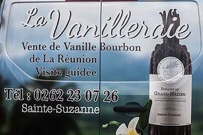 Travail de la vanille  Ile Réunion