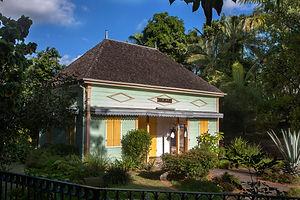 Case créole Entre Deux Réunion
