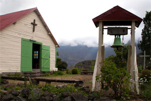 Chapelle Ilet à Malheur Mafate