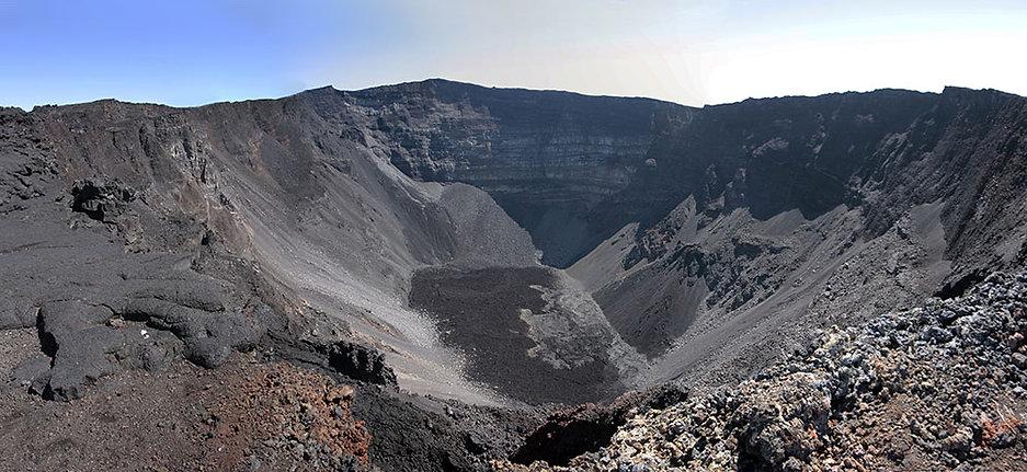 Cratère du Piton de La Fournaise