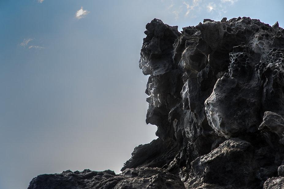 sculpture grande ravine Saint-Paul