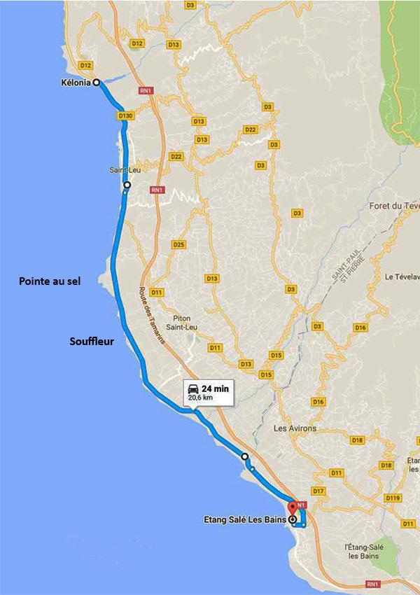 Kélonia à Etang Salé Les Bains - Google