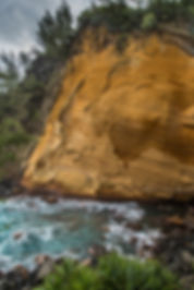 Cap jaune Saint Joseph Réunion