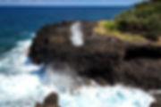 Souffleur Cap Méchant Réunion