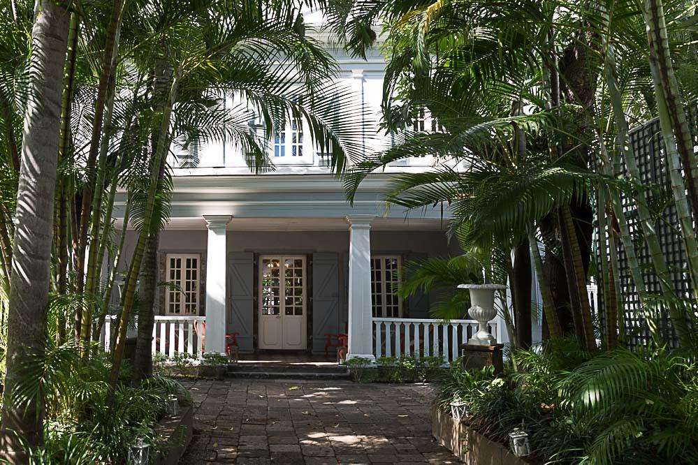 La villa Rivière maison créole