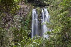 Cascade La Fouillée