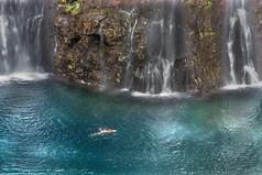 Grande cascade de Langevin